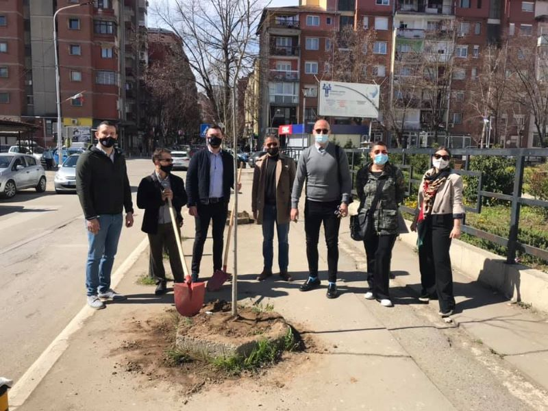 Marking the Earth Day 2021