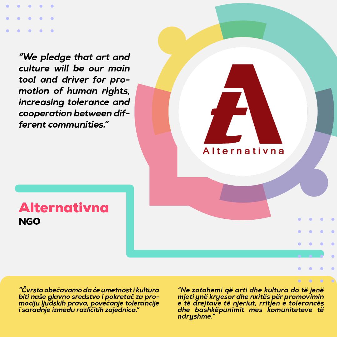 Alternativna