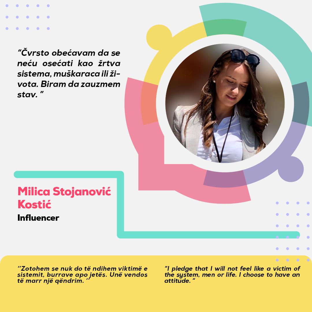Milica Stojanovic Kostic