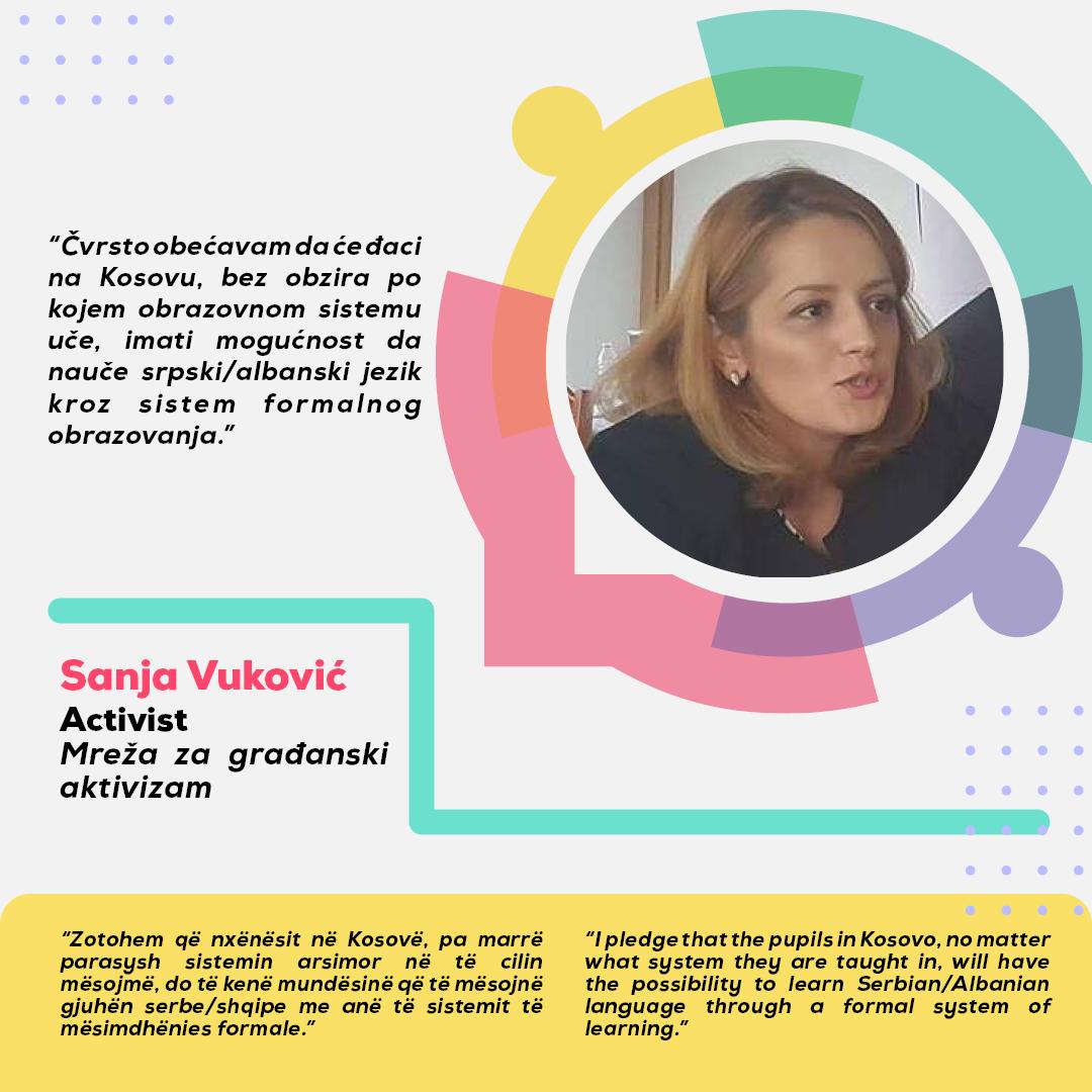 Sanja Vukovic