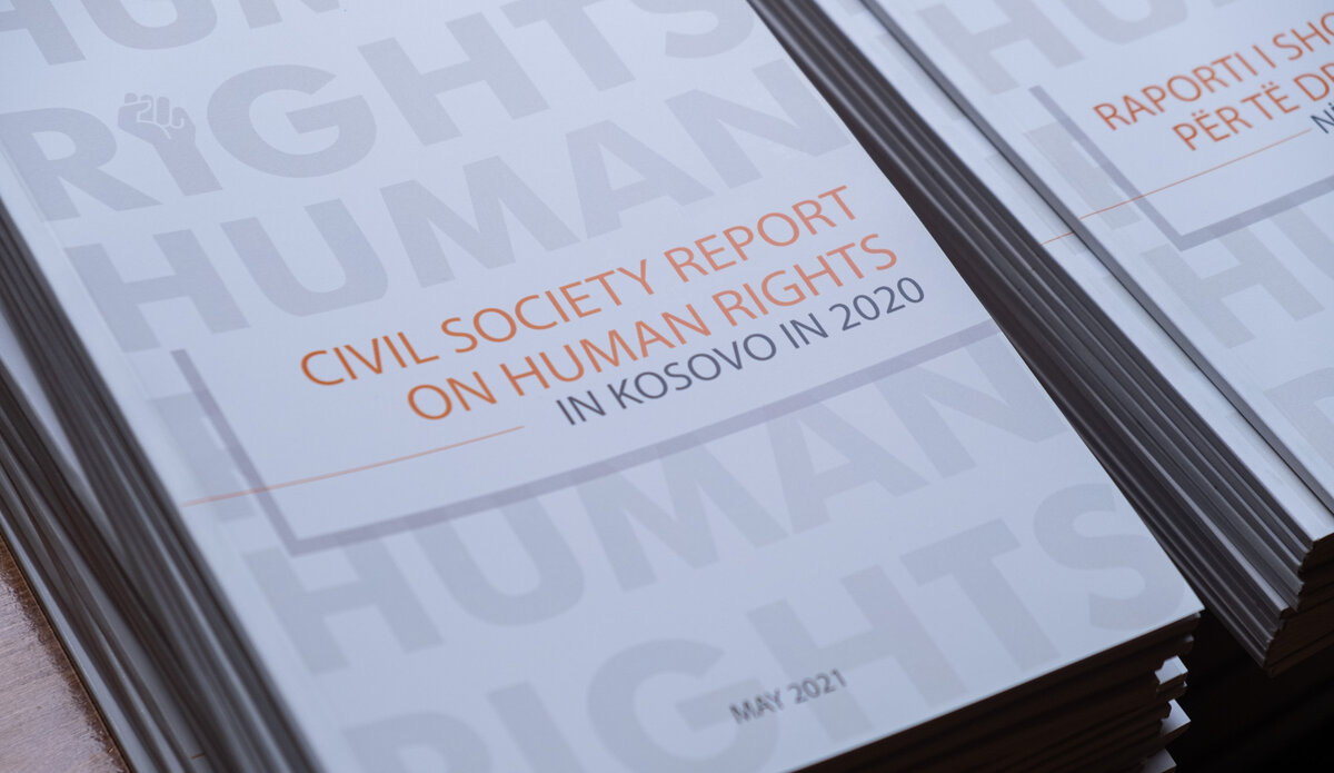 A United Voice: Kosovo Civil Society Organisations publish 2nd Joint Annual Human Rights Report