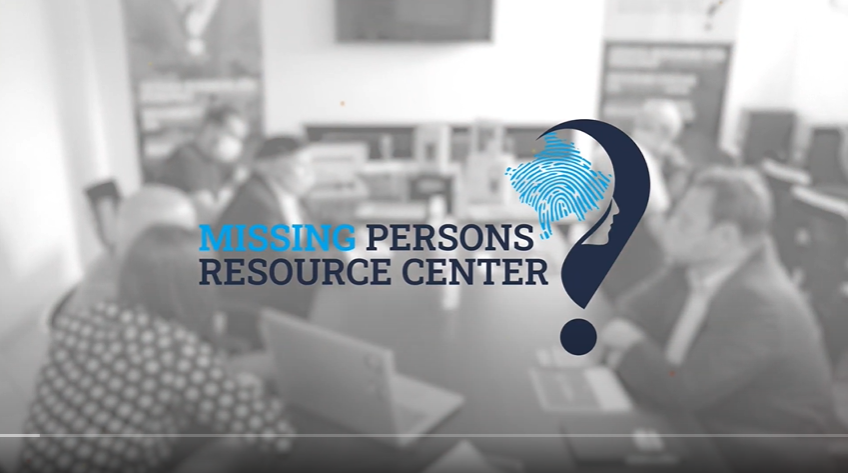 #IDVED: Missing Persons Resource Centre Documentary