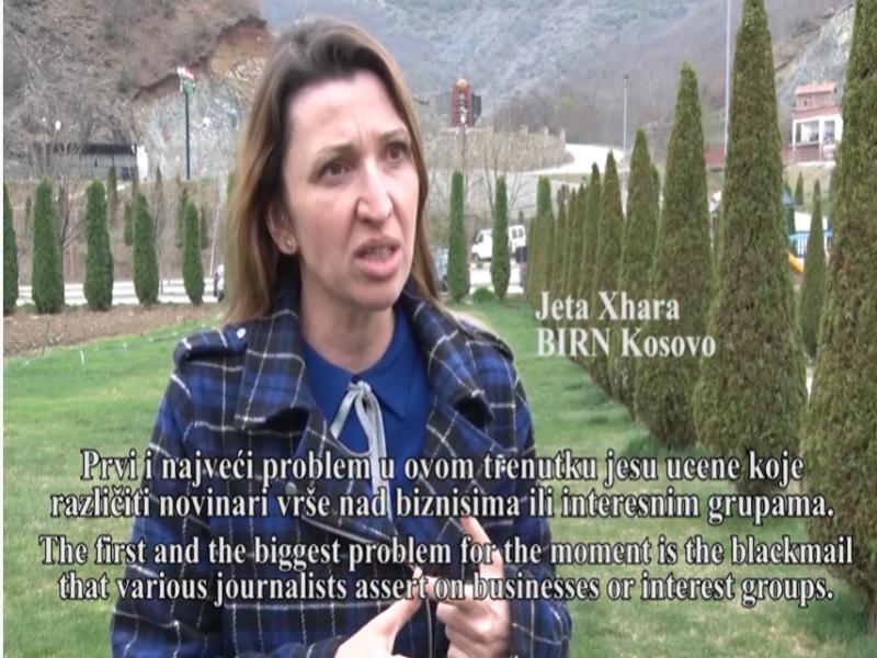 CBS - Media in Kosovo