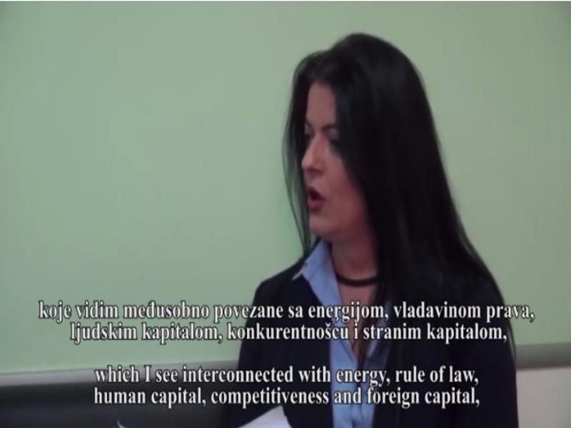 Talk with Hiljmnijeta Apuk – Arieta Pozhegu