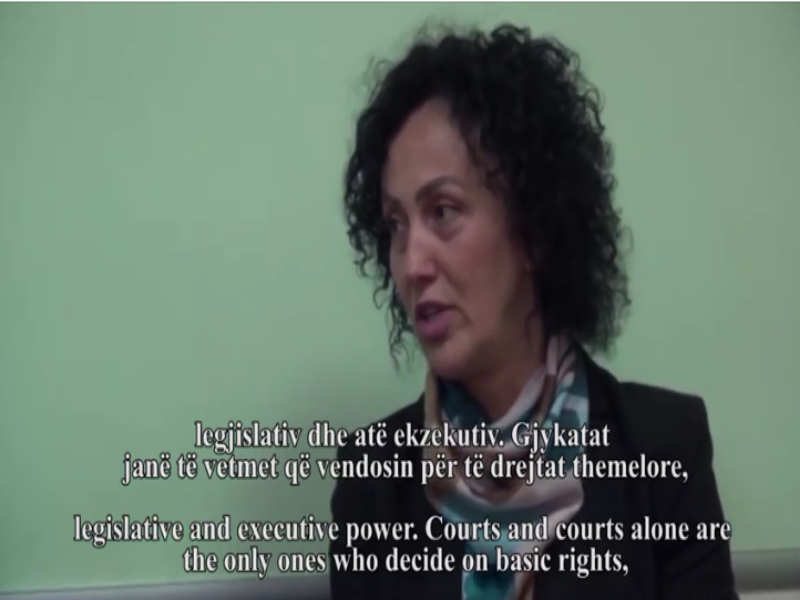 Talk with Hiljmnijeta Apuk – Milena Đerić