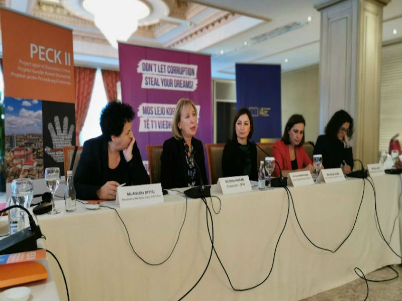 """Roundtable """"Women against corruption - Consideration of the gender perspective in anti-corruption work"""""""