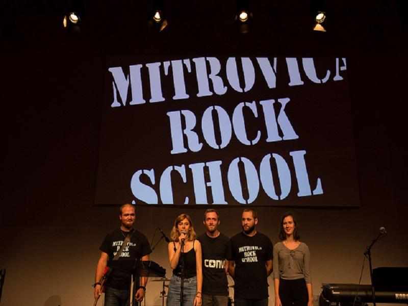 Music School Keeps Divided Mitrovica Rocking
