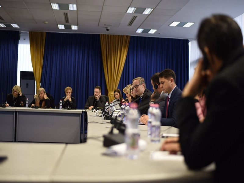 OSCE and Kosovo Coordinator Against Domestic Violence Organize Advocacy Meeting on Domestic Violence Shelters in Kosovo