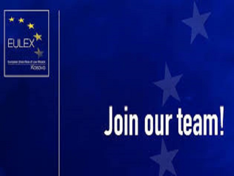 EULEX: Join our team