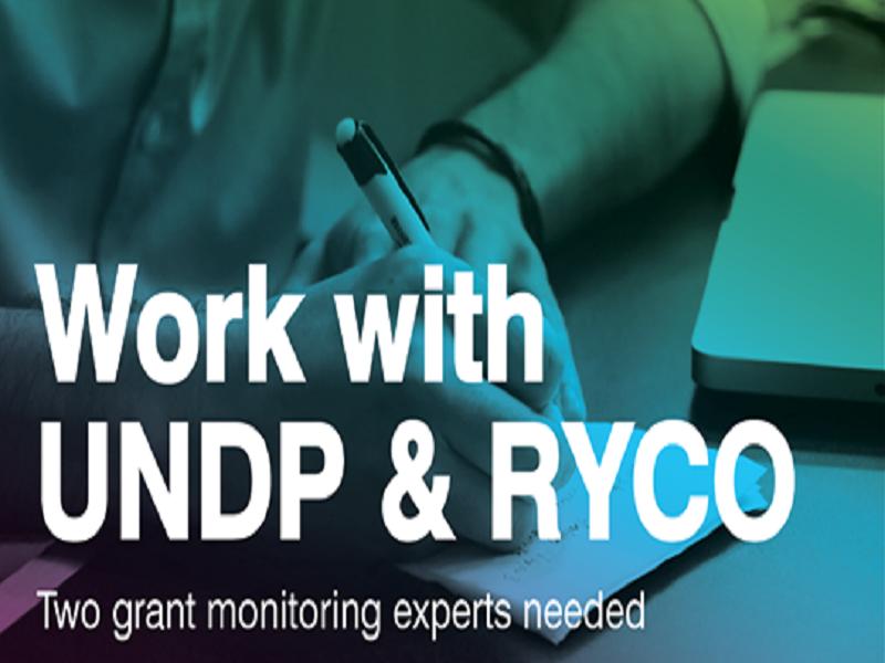 Open Calls: Grant Monitoring Experts