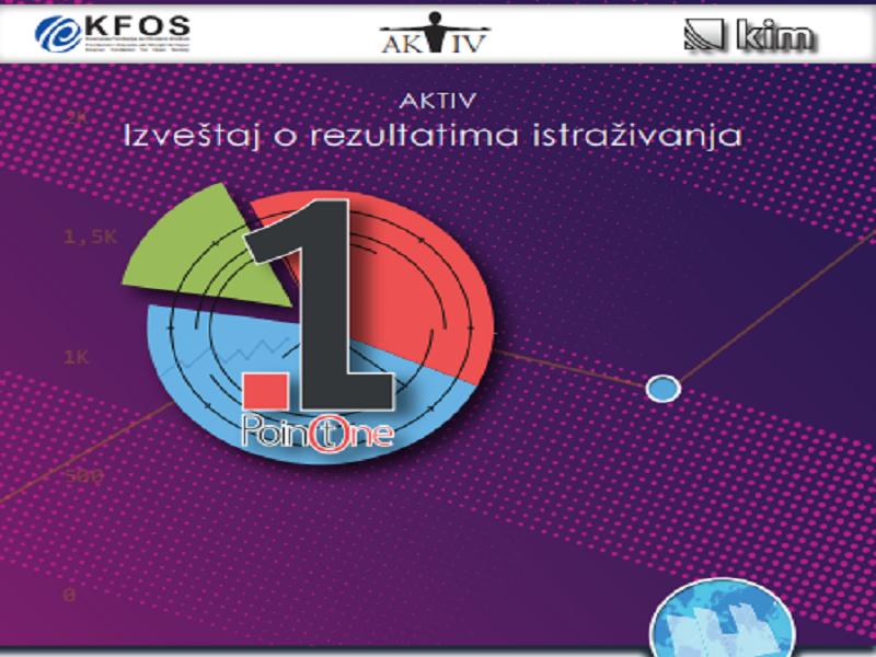 Analiza trendova 2019. Stavovi srpske zajednice na Kosovu / NGO Aktiv