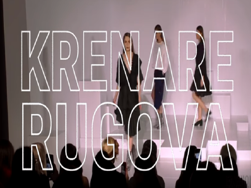 Krenare Rugova - Europeans Making a Difference