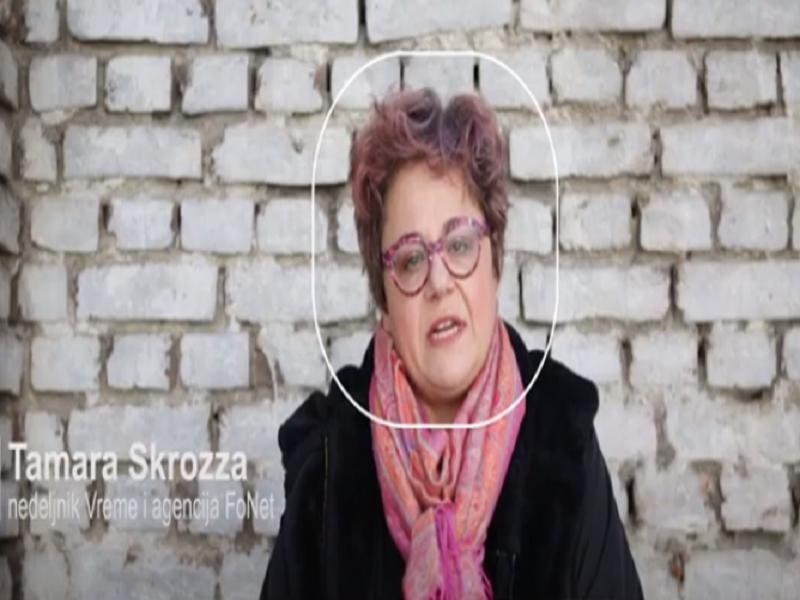 OpisMEDIJavanje with Tamara Skrozza
