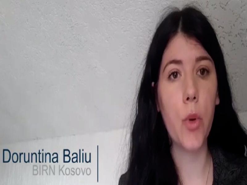 OpisMEDIJavanje with Doruntina Baliu