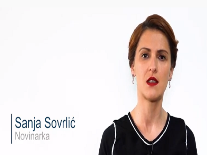 OpisMEDIJavanje with Sanja Sovrlić