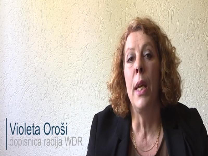 OpisMEDIjavanje with Violeta Oroši