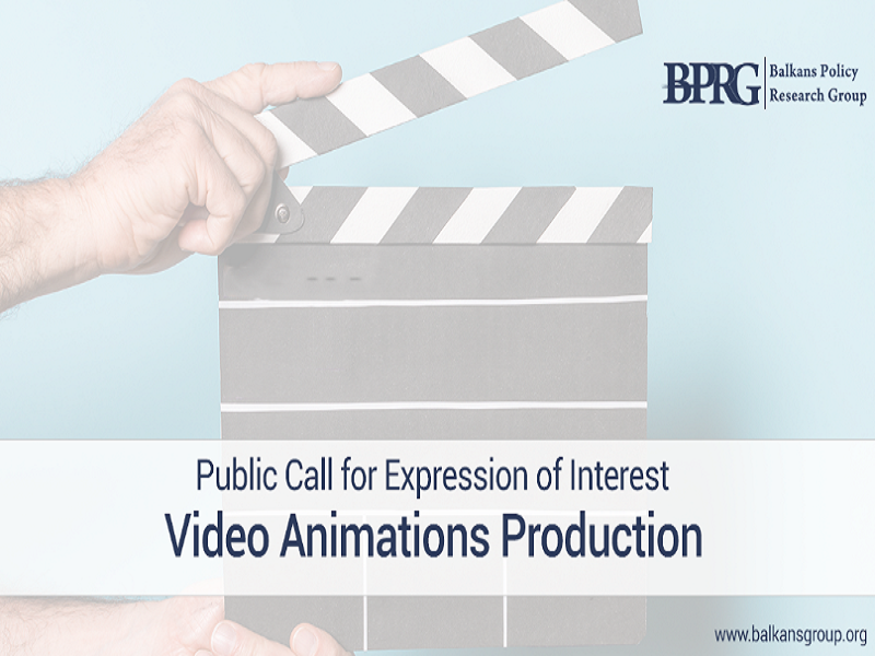 Public Call for Expression of Interest