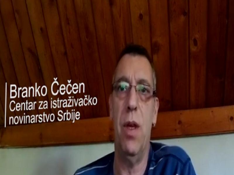 OpisMEDIJavanje with Branko Čečen