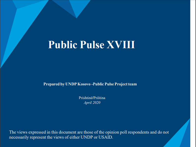 Public Pulse XVIII