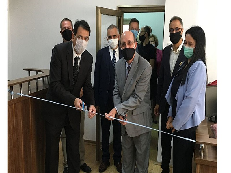 New Courtroom Opened in Mitrovicë/Mitrovica