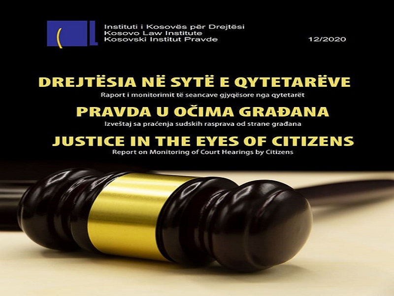 Building trust in the judicial system and enhancing realization of human rights through lay trial monitoring