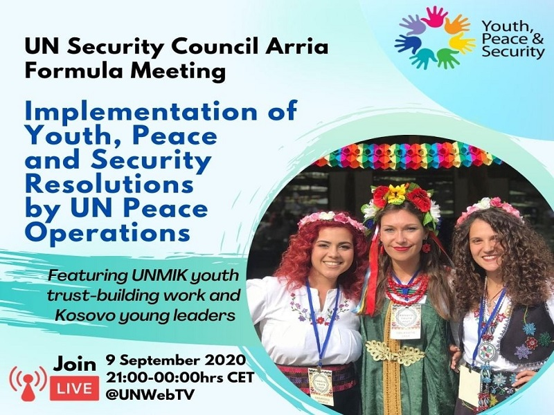 Implementation of Youth, Peace and Security Resolutions by UN Peace Operations