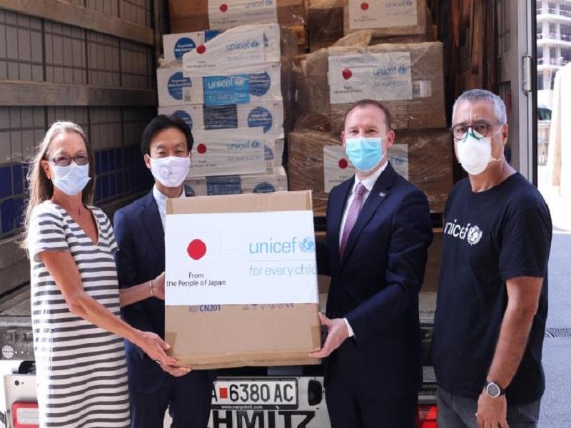 UNICEF-ov odgovor COVID - 19 na Kosovu