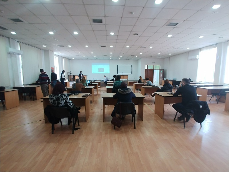 WHO Pristina is Organizing a Series of Trainings on Infection Prevention and Other