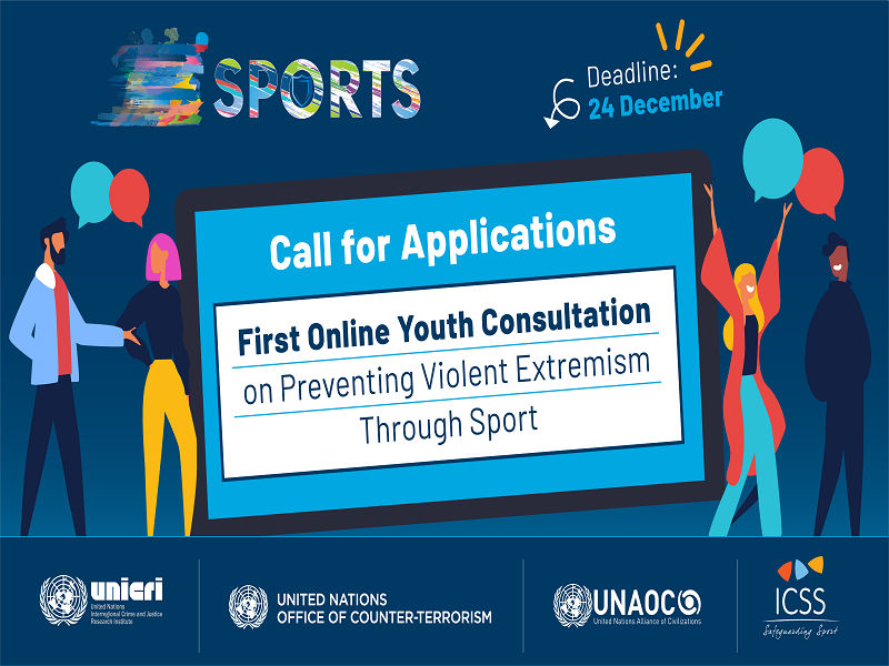 Online Youth Consultation on Preventing Violent Extremism