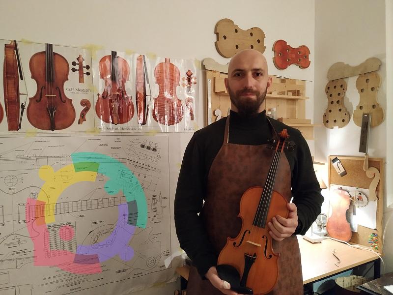 Arda's  'Golden Ratio' - Violins, Honesty and Respect